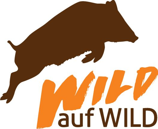 Logo Wild auf Wild Orange